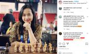 Chelsie Monica Kebanjiran Followers Usai Duel Dewa Kipas vs WGM Irene
