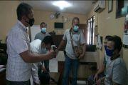 Sediakan Sabu untuk Sopir Bus dan Truk, 2 Pemuda Diringkus Polsek Taman