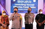 Polda Terapkan Tilang Elektronik di 55 Lokasi Jawa Timur