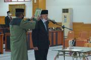 Nur Ali Dilantik Jadi Anggota DPRD Pangkep Gantikan Yusran Lalogau