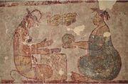 Arkeolog Temukan Lukisan Bangsa Maya yang Mendokumentasikan Pedagang Garam