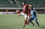 Sama Kuat, Persib Bandung Ditahan 10 Pemain Bali United