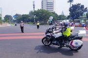 Polisi Hentikan Sementara Pengawalan Mobil Mewah dan Moge