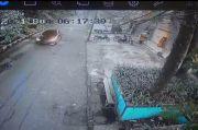 Tega! Usai Tabrak 3 Pejalan Kaki di Kelapa Gading, Sopir Sedan Ini Kabur