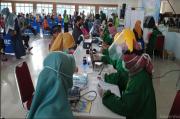 5.341 Vaksin COVID-19 Telah di Salurkan di Bangka Tengah