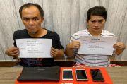 Nyambi Edarkan Narkoba, IRT di Jambi Diringkus Polisi