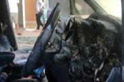 Palopo Gempar! Mobil Adik Direktur Rumah Sakit Meledak dan Terbakar, Pasien Panik Berhamburan ke Luar