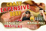 Ini Penjelasan Chef Arnold Kenapa Daging Wagyu A5 Begitu Spesial, Mahal dan Unik