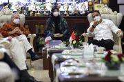 Dubes Prancis Tiba-tiba Datangi Surabaya Temui Wali Kota, Ada Apa?