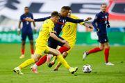 Gol Bunuh Diri Buyarkan Kemenangan Prancis atas Ukraina