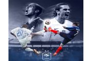 Griezmann Pencetak Gol Terbanyak Keempat Prancis, Deschamps Gerutu