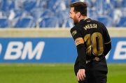 Jangan Pergi Lionel Messi!