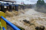 Katulampa Siaga 4, Warga Bantaran Sungai Ciliwung Diminta Waspada