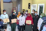 Mensos Risma Berikan Santunan kepada Ahli Waris Korban Kebakaran di Matraman