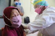 Usai Disuntik Vaksin, Warga Lansia di Jakut Terserang Stroke