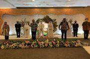 DKI Izinkan Resepsi Pernikahan saat Perpanjangan PPKM Mikro