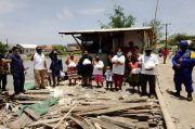 Kemensos dan MNC Peduli Salurkan Sembako di Kampung Nelayan Muara Gembong