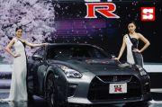 Cantiknya SPG Bangkok Motor Show yang Sudah Tidak Lagi Bermasker