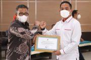 Ungkap Kasus Kekerasan, Satreskrim Polresta Barelang Raih Penghargaan Dari Wali Kota Batam