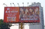 MAMAMOO Meriahkan Shopee 4.4 Mega Shopping Day TV Show