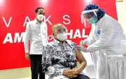 Atasi Pandemi, Jokowi Sebut Pemerintah Sudah Kerahkan Segala Cara