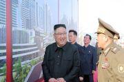 Rezim Kim Jong-un Tembakkan 2 Rudal Korut, AS dan Korsel Siaga