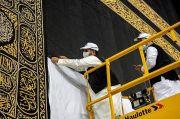 Arab Saudi Tangkap 2 Pria yang Selundupkan 7 Kain Kakbah ke Luar Negeri