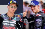 Jelang MotoGP Qatar 2021: Quartararo dan Vinales Bikin Yamaha Bergairah
