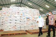 Gubernur Khofifah Minta Bulog Jawa Timur Tingkatkan Serapan Beras Petani
