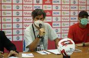 Usai Ditahan Persib, Teco Ingin Bali United Menangi Laga Kedua Piala Menpora