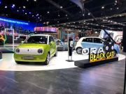 Mobil-mobil Listrik Murah dan Premium Serbu Thailand
