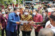 Jadi Pilot Project Zona Hijau COVID-19, Ubud Terapkan Vaksinasi Massal Sistem Banjar