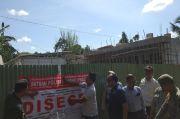 Heboh Rumah Janda Miskin Disegel Satpol PP di Tangsel, Ternyata buat Bengkel