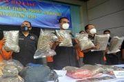 Operasi 10 Hari, BNNP Bali Panen Tangkapan 30 Kilogram Ganja