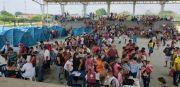 Ribuan Warga Venezuela Mengungsi ke Kolombia Saat Operasi Militer