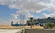 Turki Siap Membantu Bebaskan Kapal Kandas di Terusan Suez