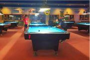 32 Pebiliar Lolos Kualifikasi Hari Pertama Turnamen Biliar 9 Ball POBSI CUP IV di Palembang