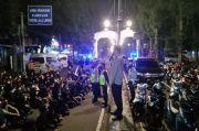 Suka Kongkow hingga Dini Hari di Dago, Ratusan Motor ABG Bandung Disita