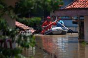 Waspada Hujan Intensitas Tinggi Hingga Akhir Maret, Sejumlah Wilayah Ini Masih Terendam Banjir