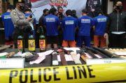 Buat Onar, 6 Anggota Ormas di Bogor Ditangkap Polisi