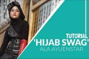 Berani Tampil Beda, Ini Tutorial Hijab Gaya Steet Style