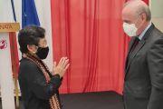 Dosen ITS Raih Penghargaan Bergengsi dari Pemerintah Prancis