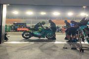 Jelang MotoGP Qatar 2021: Penampilan Alex Rins Bikin Rossi Gemetar