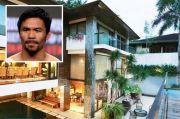 Yuk, Intip Mansion Rp133 Miliar Tempat Manny Pacquiao Isolasi Diri