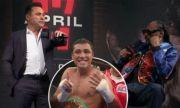 Oscar De La Hoya Umumkan 3 Juli Comeback, Eh, Mic Mendadak Rusak