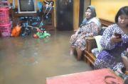 Anak Sungai Citanduy Meluap, Puluhan Rumah di Kota Tasikmalaya Terendam