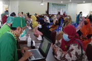 1350 Orang Ikuti Vaksinasi COVID-19 di Universitas Aisyiyah Yogyakarta