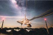 Jasa-jasa Tak Terlupakan Teleskop Arecibo sang Pencari Alien Pertama Dunia