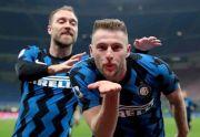 Jadi Pemain Terbaik Slovakia, Modal Milan Skriniar Bawa Inter Scudetto