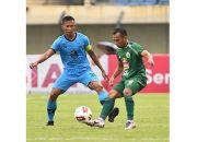 Piala Menpora 2021: PSS Sleman dan Persela Lamongan Berbagi Poin
